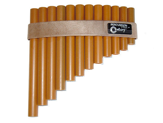 Percussion Plus Plastic Pan Pipes 12 Note A-E