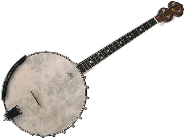 Pilgrim Celtic Dawn Open Back Short Scale tenor Banjo VPB05T
