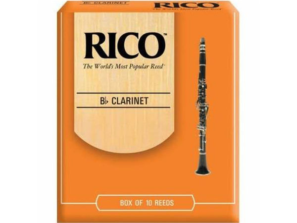 Rico Bb Clarinet Reed..(Single Reed)
