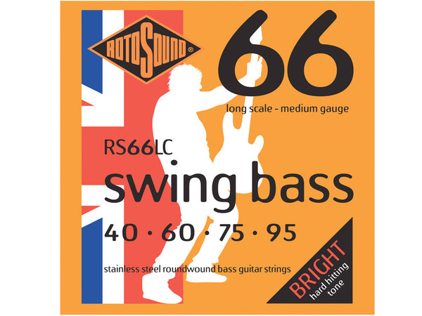 Rotosound Swing Bass String Sets