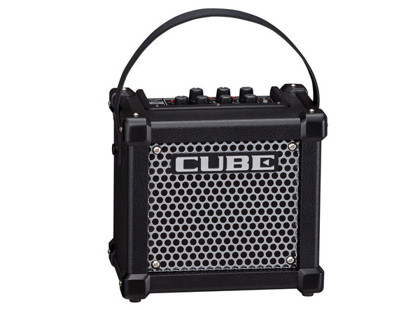 Roland Micro Cube GX - Ideal Mobile Battery Amp with Effects