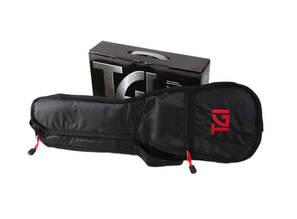TGI Concert Ukulele Bag - 10mm Padding and Shoulder Strap