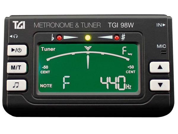 Digital Tuning Meter For Woodwind TGi98W