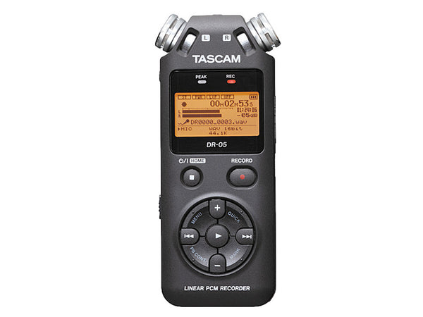 Tascam DR05 Digital Recorder..