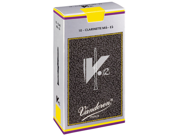 Vandoren V12 Eb Clarinet Reed..(Single Reed)