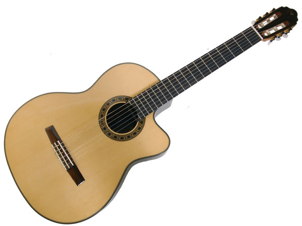 Valencia Classical Guitar With Cutaway 3106EA