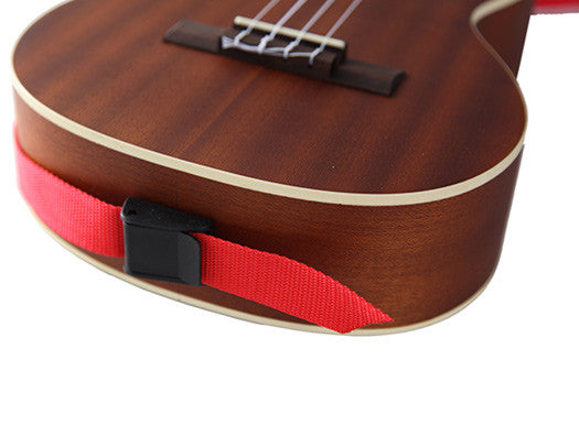 Waters Ukulele Strap - Complete Adjustable Uke Strap