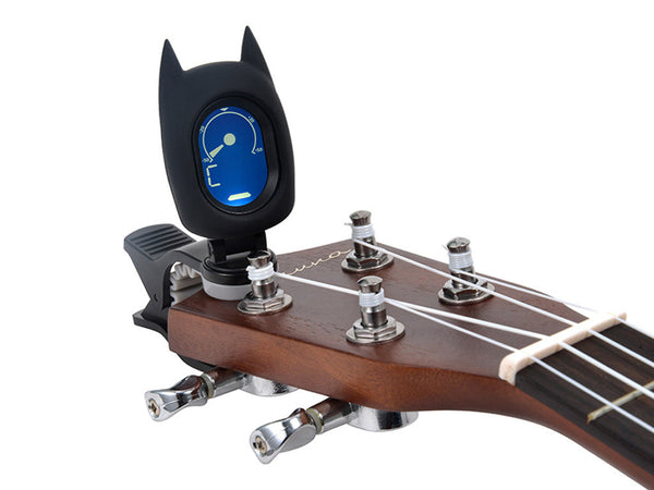 Swiff A72 BAT Batman Musical Instrument Tuner - Black
