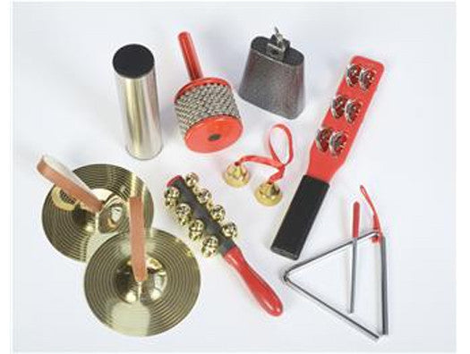Percussion Plus PP687 All Things Metallic Set