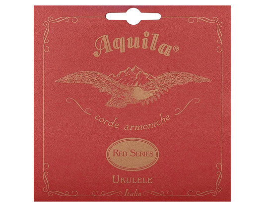 Aquila Red Series Single Unwound Low G Concert Ukulele String AQ-71U