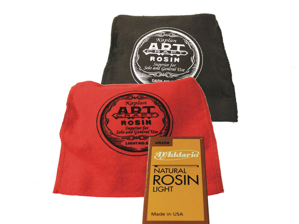 Artcraft Rosin - Light and Dark..