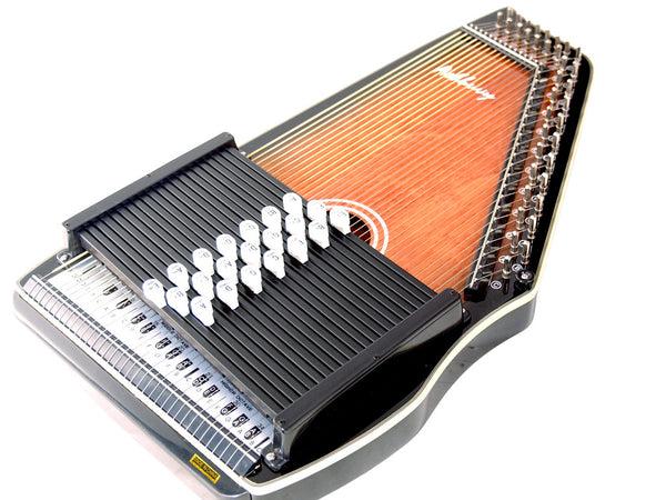 Ashbury 21 Bar Deluxe Autoharp..