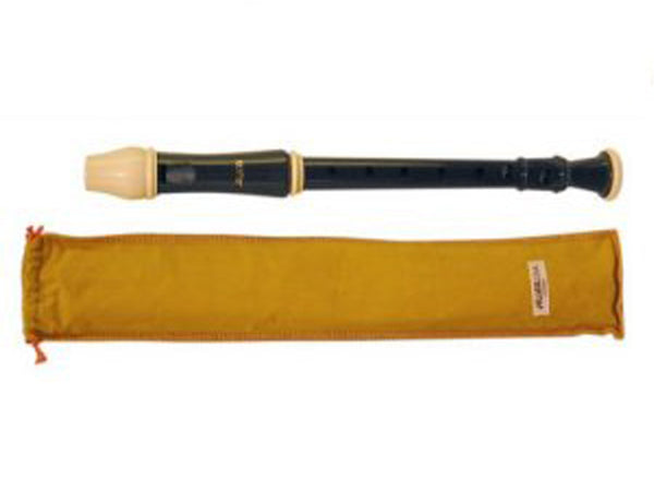 Aulos 205 Descant Recorder (Yellow bag)