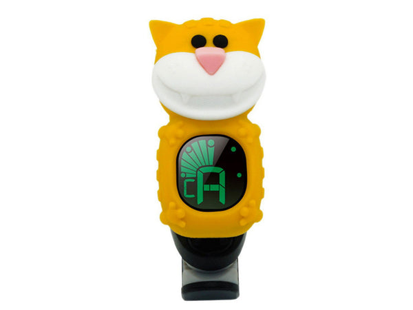 Swiff B72 Cat Musical Instrument Tuner - Yellow