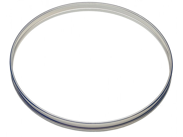 Bass Drum Rims Chrome