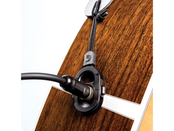 CinchFit: Acoustic Jack Lock