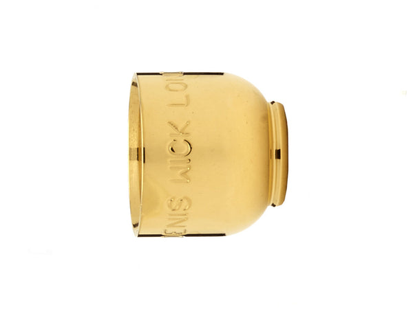 Denis Wick Cornet Mouthpiece Booster Gold