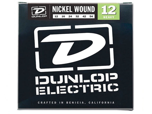Dunlop Nickel Wound Electric Strings - Heavy