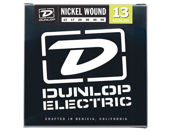 Dunlop Nickel Wound Electric Strings - Extra Heavy