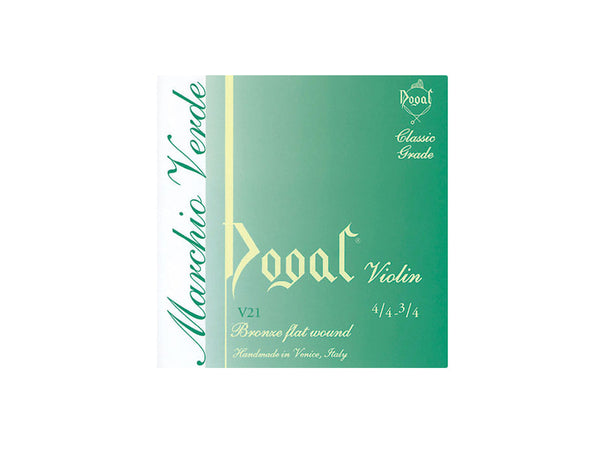 Dogal Green Viola String D (15