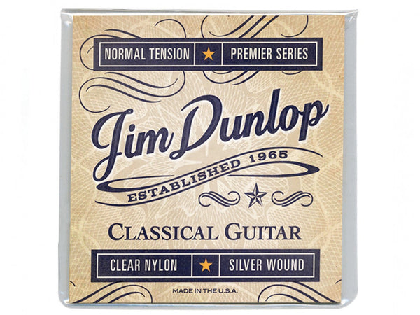 Dunlop Premier Series Classic Nylon Strings - Standard End