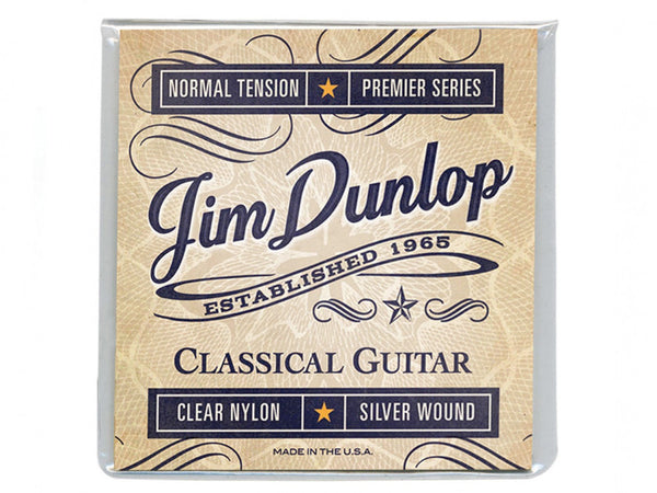 Dunlop Premier Series Classic Nylon Strings - Ball End