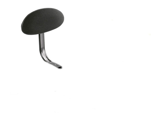 K&M Guitarist's Stool Back Rest Fabric