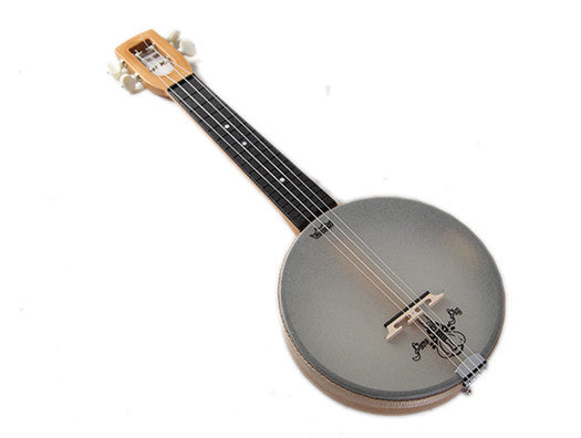 Magic Fluke M80M Firefly Banjolele USA Made Maple Banjo Ukulele