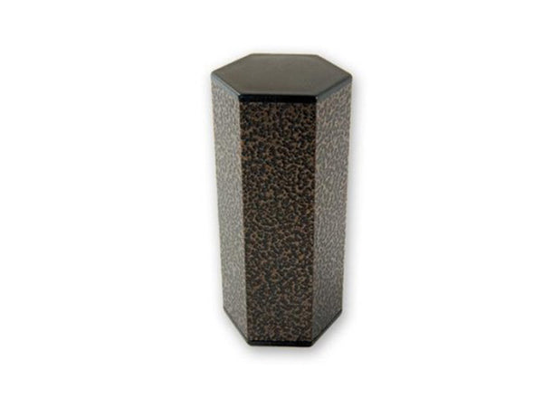 Bronze Hexagonal Shaker PP526