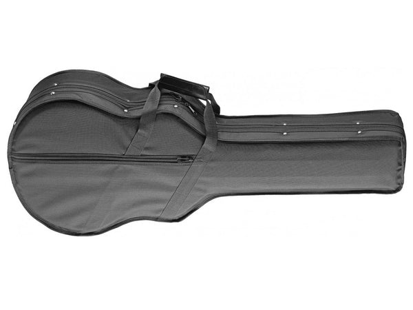 Classical Guitar Rigid Soft Case 3/4 Size Black