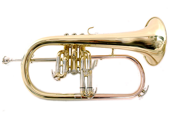 Flugel Horn by J. Michael..