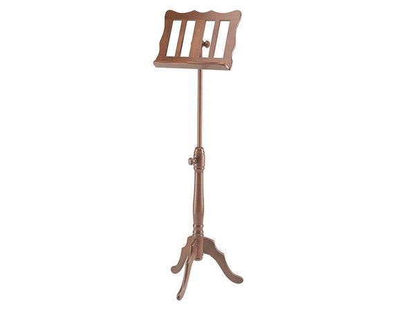 Baroque Wooden Music Stand K & M Cherry Wood..