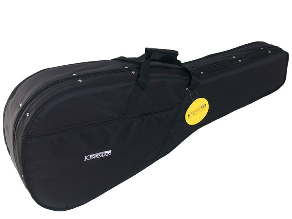 Kinsman Hard Foam Classical Guitar Case - Lightwieght