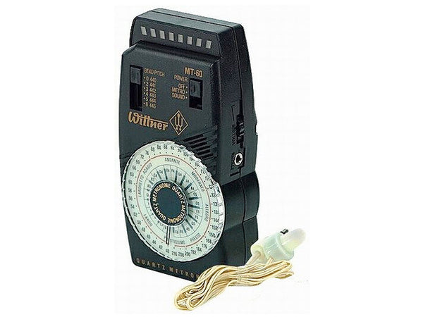 Wittner MT60 Metronome and Tuner