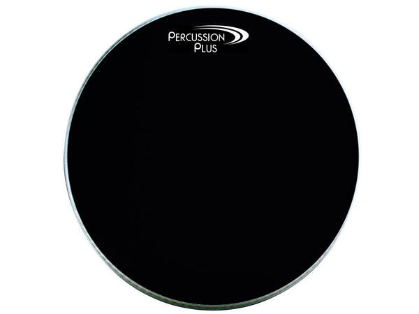 Economy Bass drum heads Black