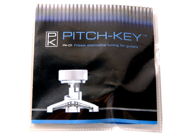 Pitch Key PK-01 Guitar Tuner
