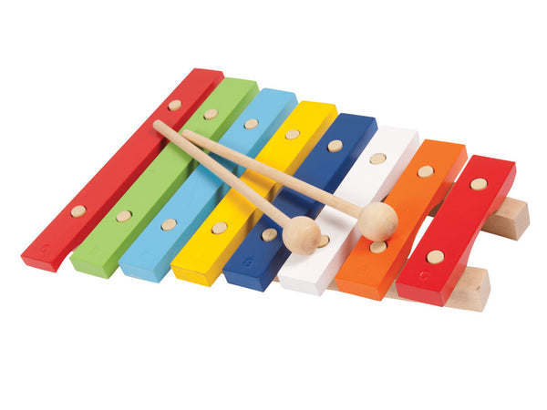 Performance Percussion PP3232 8 Notes All Wood Diatonic Xylophone