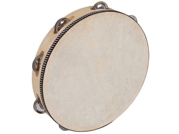 Performance Percussion Tambourine 10