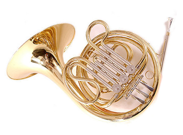 French Horn in F Single Horn by Rosetti..