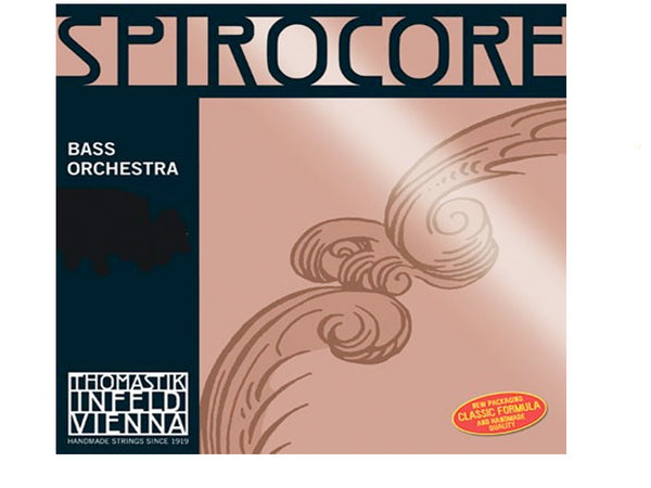 Thomastik Spirocore Double Bass Orchestra 3/4 D