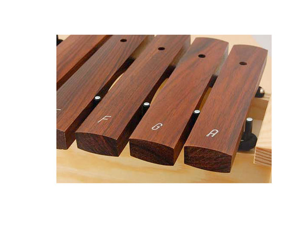 Xylophone Note Bar Replacements - Studio49 -Rosewood
