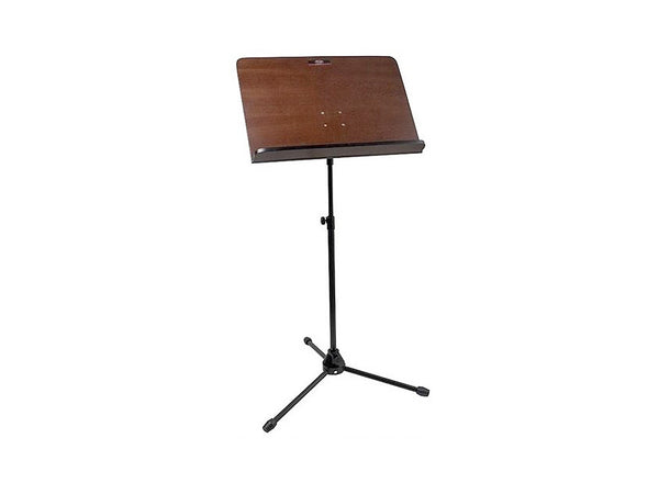 Conductor's Music Stand  Wooden Top..