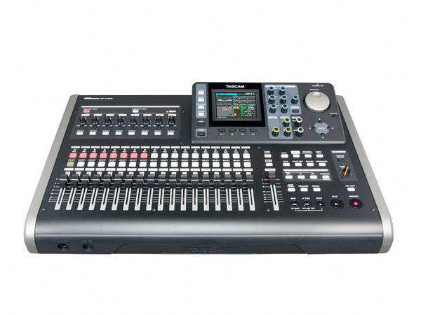 Tascam DP-24SD 24 Track Digital Portastudio