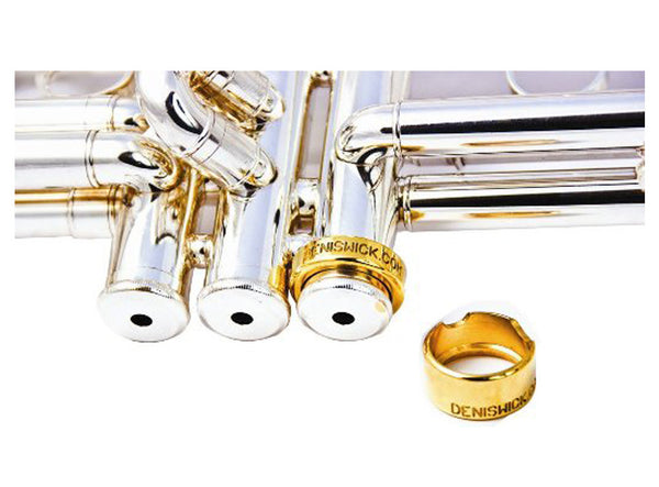 Trumpet / Cornet Tone Ring by Denis Wick