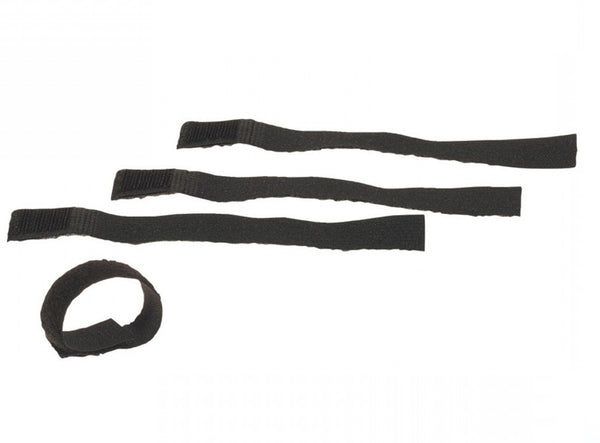 Gibraltar Velcro Cord / Lead / Cable Wrap - 4 Pack