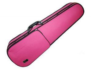JTL Pink Shaped Violin Case - all sizes