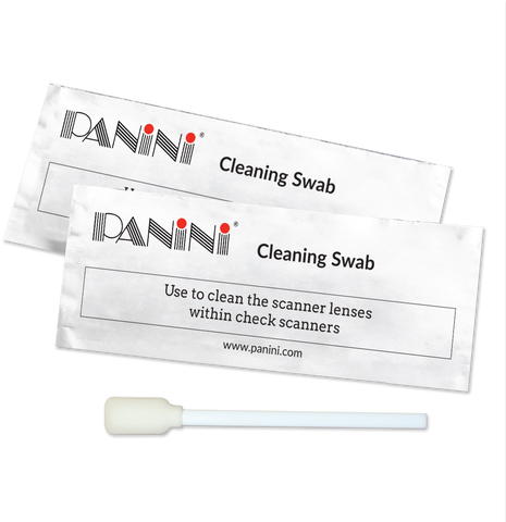 "Panini Camera Lens Cleaner Swabs 4"" (20 count)"