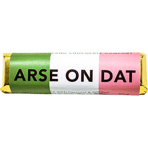 Arse On Dat NL Sayings Bar