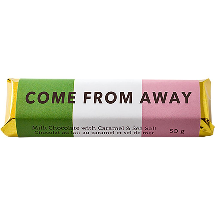 Come From Away NL Sayings Bar
