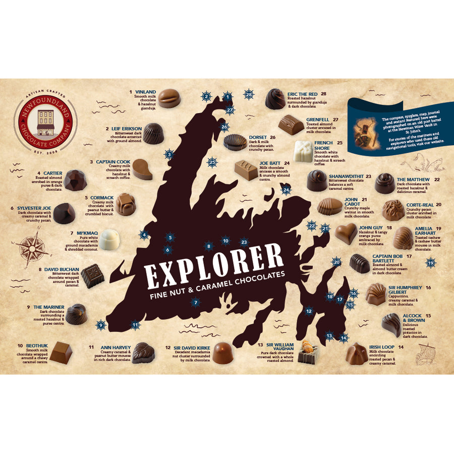Explorer Series 30 Piece